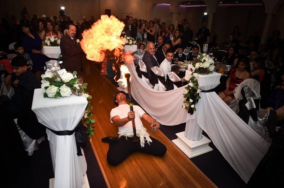 wedding receptions western sydney