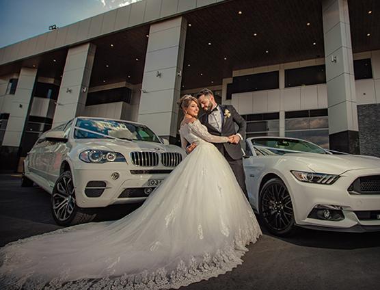 Dazzling Wedding Reception
